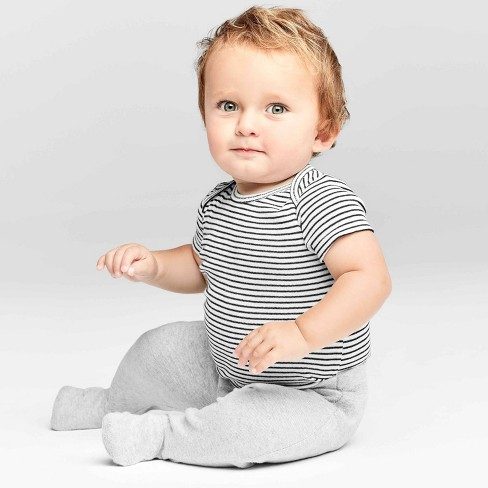 68e398e89 Baby 2pk Leggings - Just One You® made by carter's Gray/White. Shop all Just  One You made by carter's