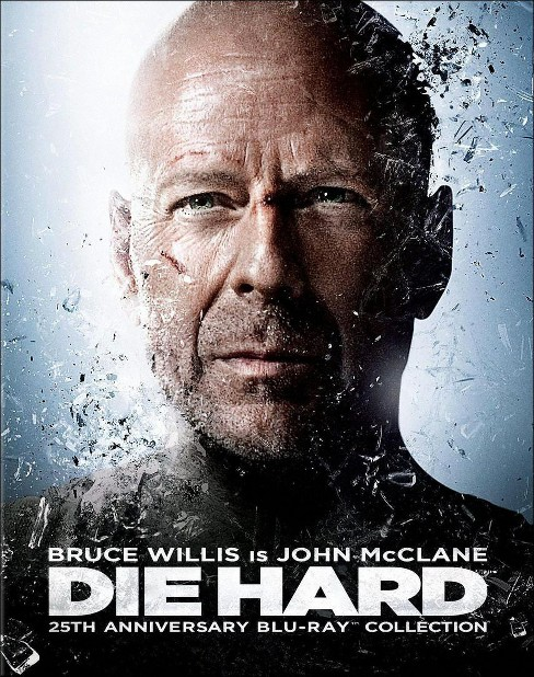 Die Hard: 25th Anniversary Collection [5 Discs] [Blu-ray] - image 1 of 1