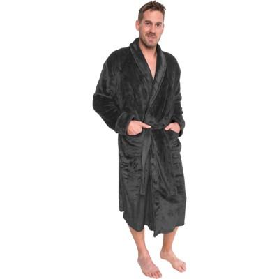 Ross Michaels - Men's Plush Luxury Bathrobe
