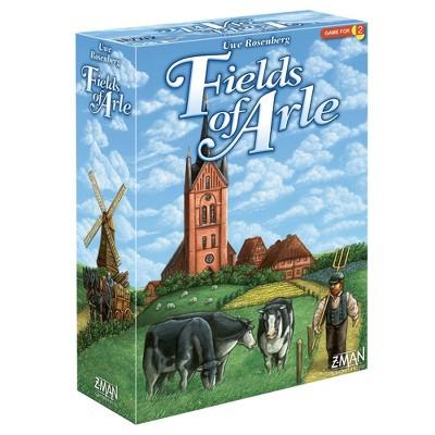 Zman Games Fields of Arle Board Game