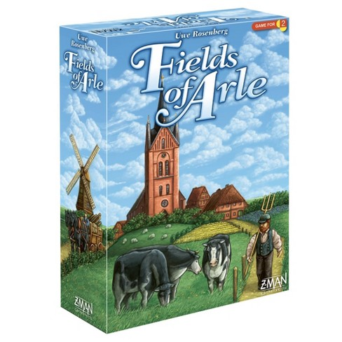 Zman Games Fields of Arle Board Game - image 1 of 4