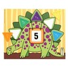 Melissa & Doug Big Button Number Fun Counting and Matching Activity Set Board Game - image 4 of 4