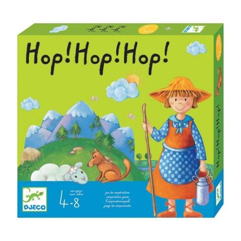 Hop! Hop! Hop! Board Game - image 1 of 4