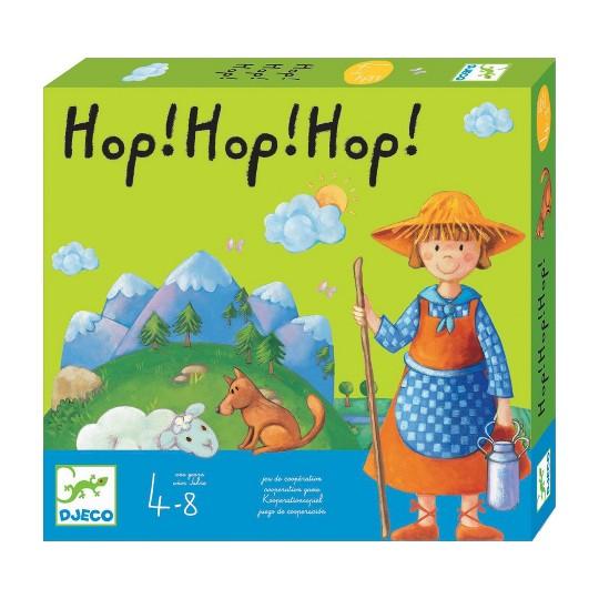 Hop! Hop! Hop! Board Game image number null