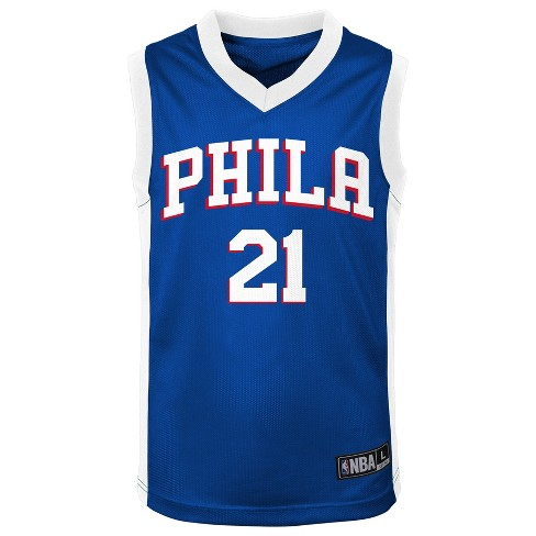ef4b25c85f57 Philadelphia 76ers Toddler Player Jersey 3T   Target