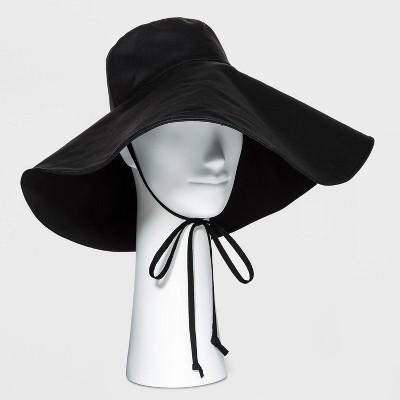 Women's Wide Brim Canvas Hat - A New Day™