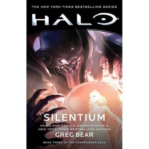 Halo: Silentium - by  Greg Bear (Paperback) - image 1 of 1