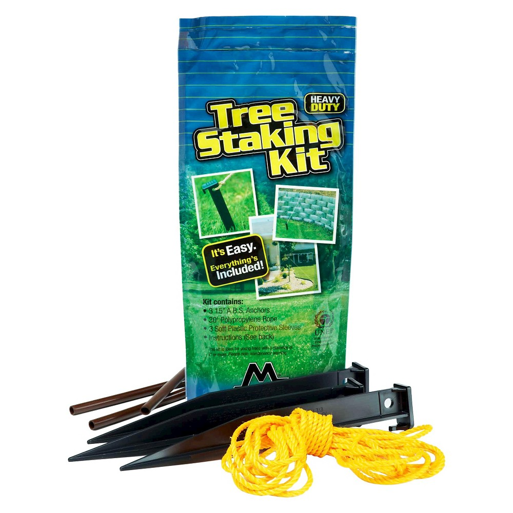 Image of Heavy Duty Tree Staking Kit - Master Mark Plastics