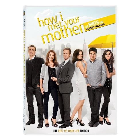 How I Met Your Mother: Season 9 (DVD) - image 1 of 1