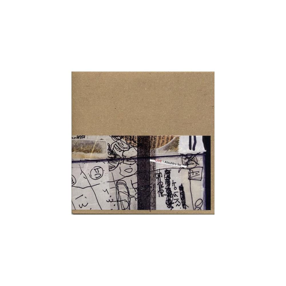 Atsuhiro Ito - Live (CD), Pop Music