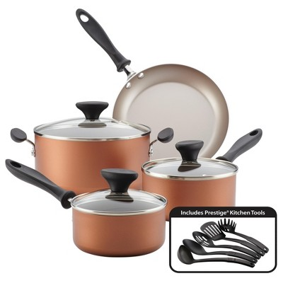 Farberware Reliance 12pc Set Copper