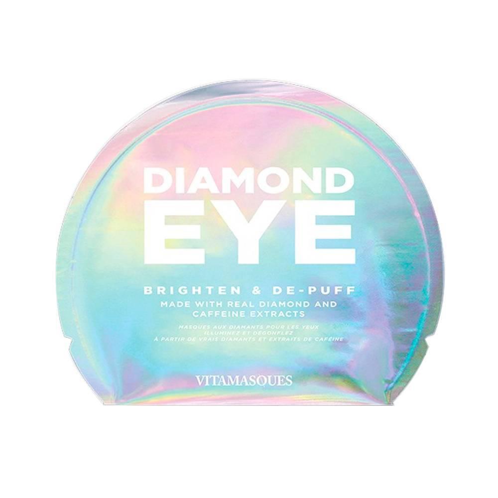 Image of Vitamasques 2 in 1 Diamond Eye Mask - 0.1 fl oz