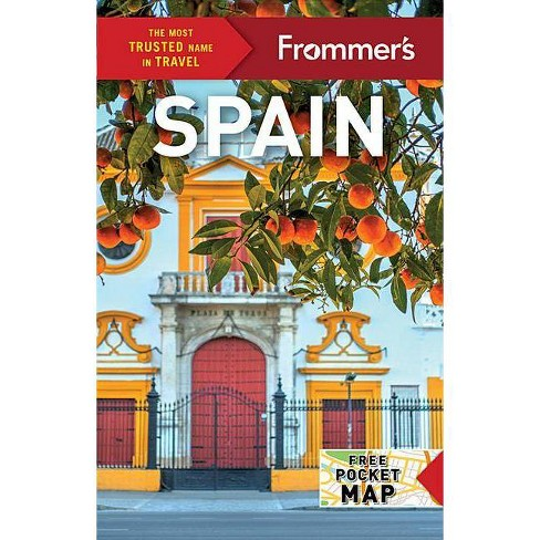 Frommer's Spain - (Complete Guides) 21 Edition (Paperback) - image 1 of 1