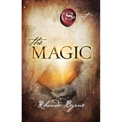 The Magic (Paperback) by Rhonda Byrne - image 1 of 1