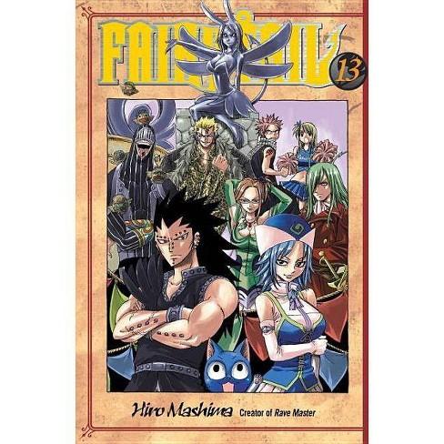 Fairy Tail V13 - by  Hiro Mashima (Paperback) - image 1 of 1