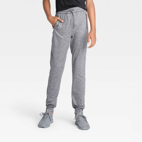 Boys' Soft Gym Jogger Pants - All in Motion™ - image 1 of 4