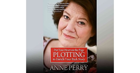 Plotting to Enrich Your Back Story (Unabridged) (CD/Spoken Word) (Anne Perry) - image 1 of 1