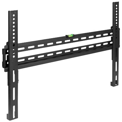 """Emma and Oliver Fixed 17"""" - 84"""" TV Wall Mount with Built-In Level-Max VESA Size 600 x 200mm"""