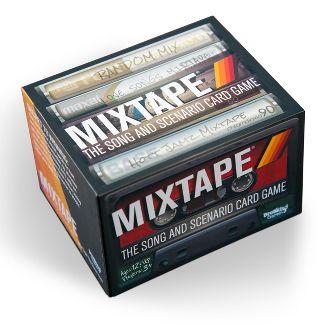 Mixtape Card Game