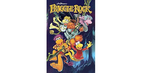 Fraggle Rock : Journey to the Everspring (Hardcover) (Kate Leth) - image 1 of 1