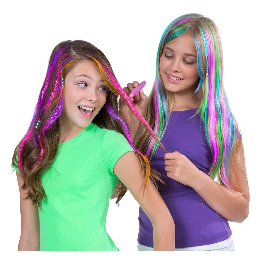 ALEX 76pc Spa Deluxe Hair Chalk Salon image number null