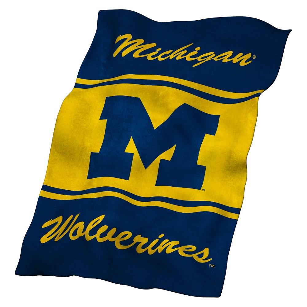Michigan Wolverines Ultrasoft Throw Blanket