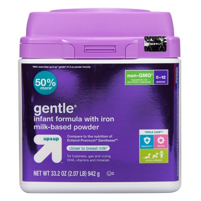 Non-GMO Formula, Gentle with Iron - 33.2oz - Up&Up™