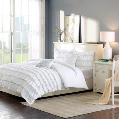 Marley Ruffle Comforter Set