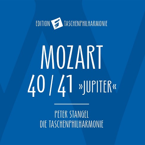 Wolfgang ama mozart - Mozart:Symphonies nos 40 & 41 (CD) - image 1 of 1