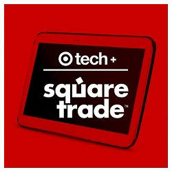 2 year Target + SquareTrade Tablets Protection Plan with Accidental Damage Coverage ($200-249.99)