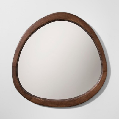 Birch Wood Wall Mirror - Project 62™