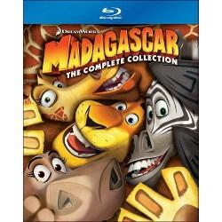 Madly Madagascar : Target