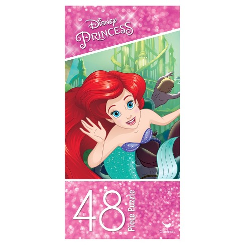 Disney Princess 48pc Kid's Puzzle - image 1 of 2