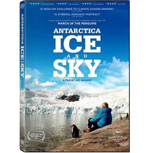 Antarctica:Ice And Sky (DVD) - image 1 of 1