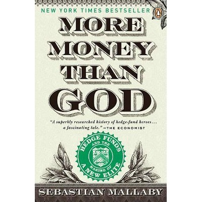 More Money Than God - (Council on Foreign Relations Books (Penguin Press)) by  Sebastian Mallaby (Paperback)