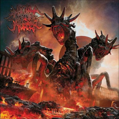 98ee9fd8c45 Thy Art Is Murder - Hate (CD)   Target
