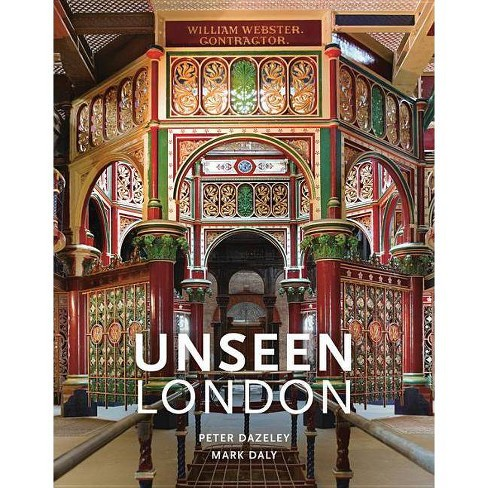 Unseen London (New Edition) - (Hardcover) - image 1 of 1