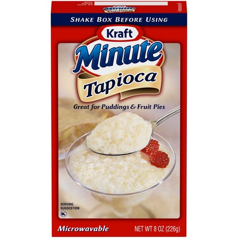 Kraft Minute Tapioca - 8oz - image 1 of 3
