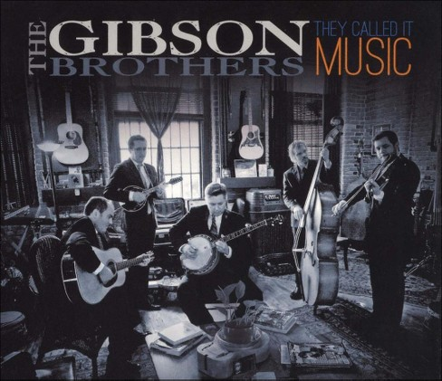 Gibson brothers - They called it music (CD) - image 1 of 1