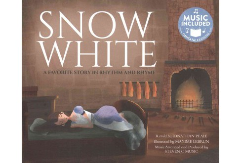 Snow White : A Favorite Story in Rhythm and Rhyme (Paperback) - image 1 of 1