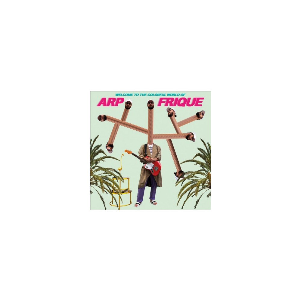 Arp Frique - Welcome To The Colorful World Of Arp (CD)