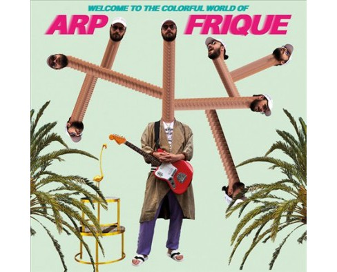 Arp Frique - Welcome To The Colorful World Of Arp (CD) - image 1 of 1