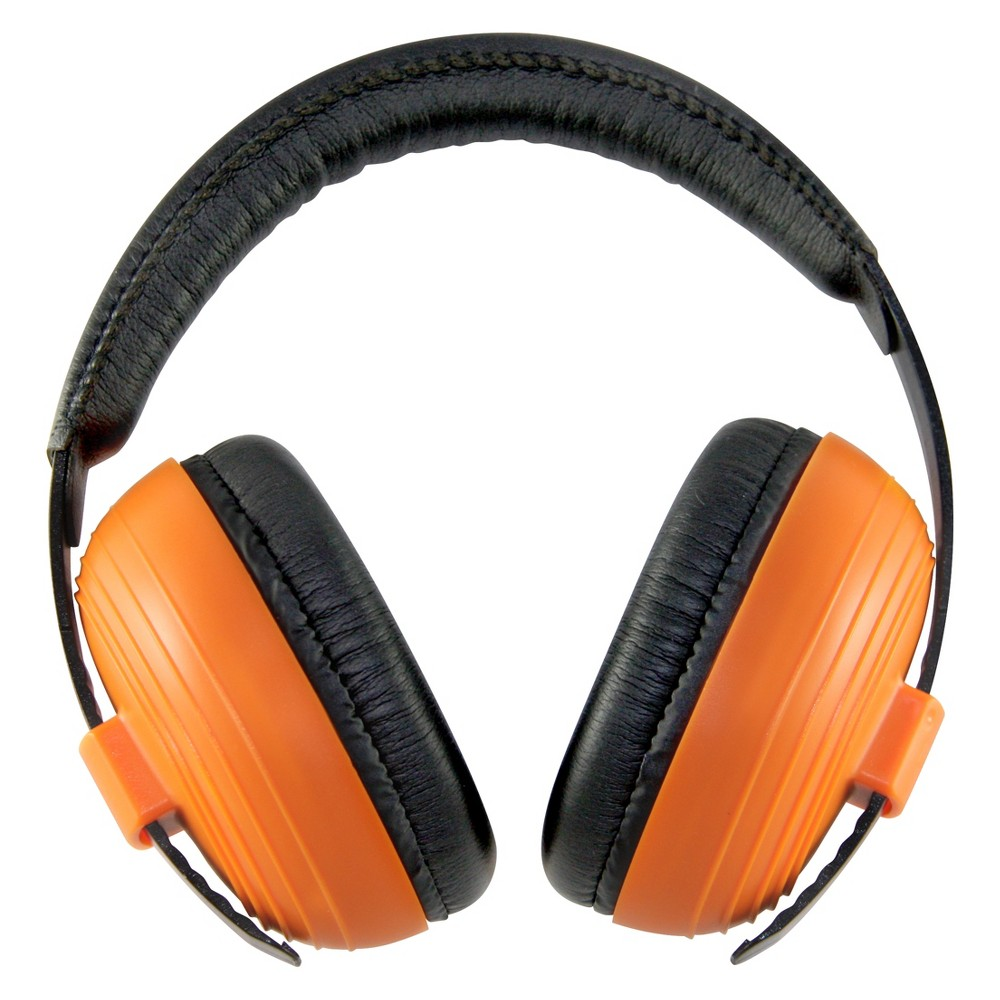 Image of KidCo WhispEars - Orange, protective ear covers