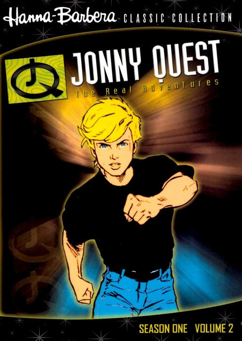 Jonny quest:Real adventures s1v2 (DVD) - image 1 of 1