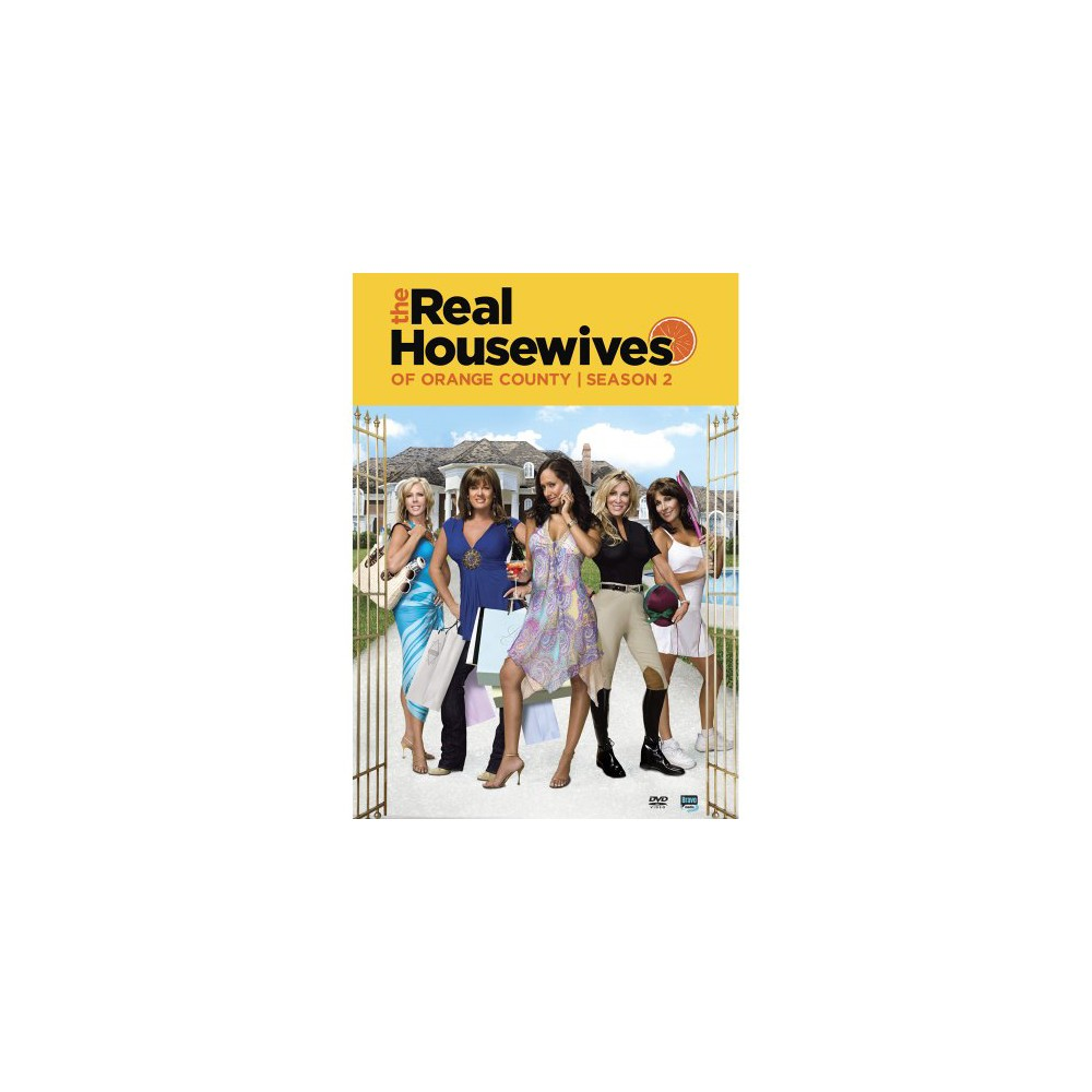 The Real Housewives of Orange County: Season 2 [3 Discs] The Real Housewives of Orange County: Season 2 [3 Discs]