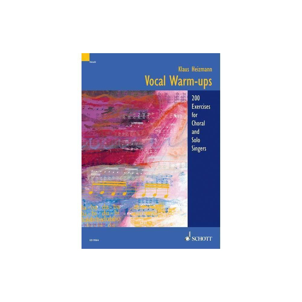 Vocal Warm-Ups - (Paperback)