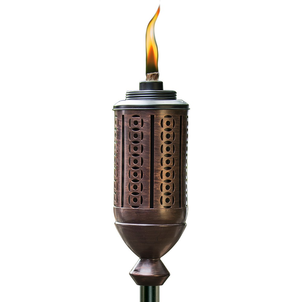 "Image of ""65"""" Cabos Metal Torch Copper - TIKI"""