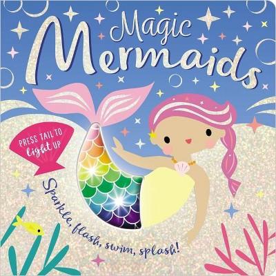 Magic Mermaids - by Shannon Hays (Board Book)