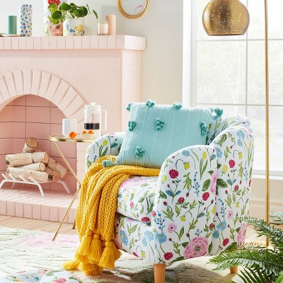 Bohemian Spring Florals Living Room Decor Collection - Opalhouse™