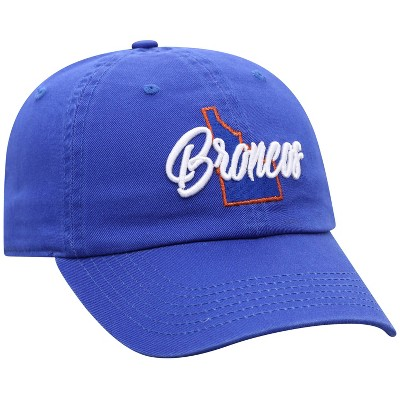NCAA Boise State Broncos Women's State Washed  Cotton Hat